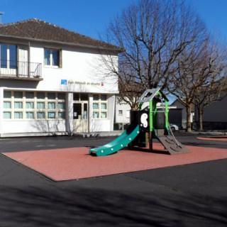 Cour de l'école Maternelle des Alouettes