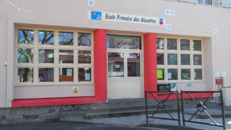 École Primaire des Alouettes