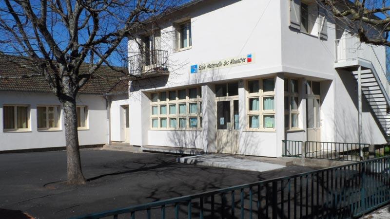 École maternelle des Alouettes