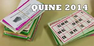 Cartons quine 2014