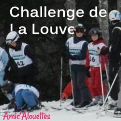 Challenge de La Louve