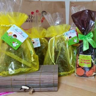 Chocolats Pâques 2015
