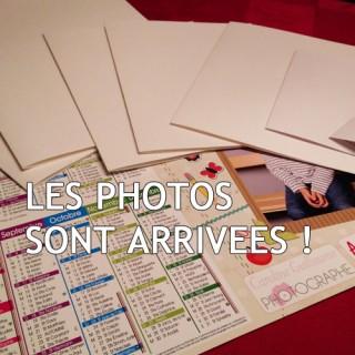 Les photos et les calendriers sont là
