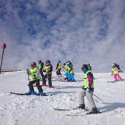Sortie ski école Alouettes 2016