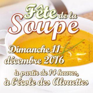 Fête de la soupe Aurillac 2016