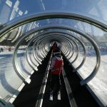 Ski 2017 tunnel