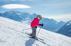 Trousseau ski enfant Chamonix