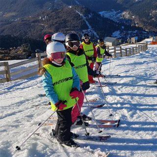 Ski 2018 Les Alouettes