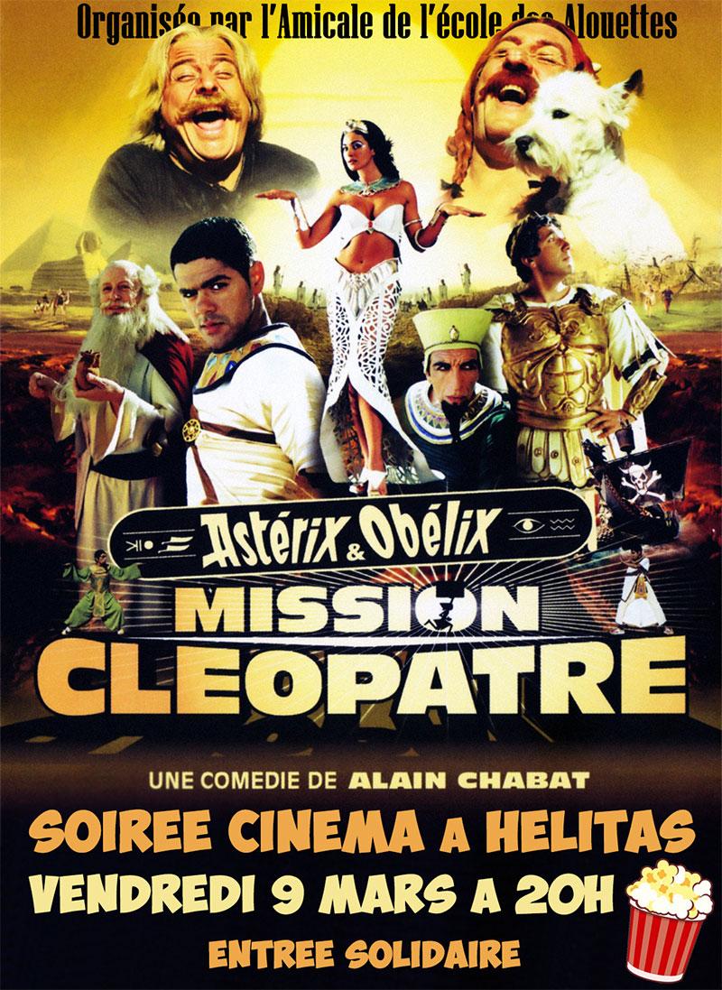 Soirée Cinéma APE